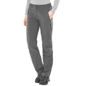 Schöffel Engadin Zip Off Pants Women Regular charcoal